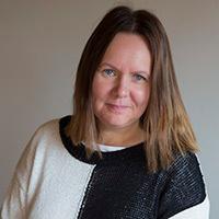 Annette Välimaa, toimistosihteeri, lähetystyö